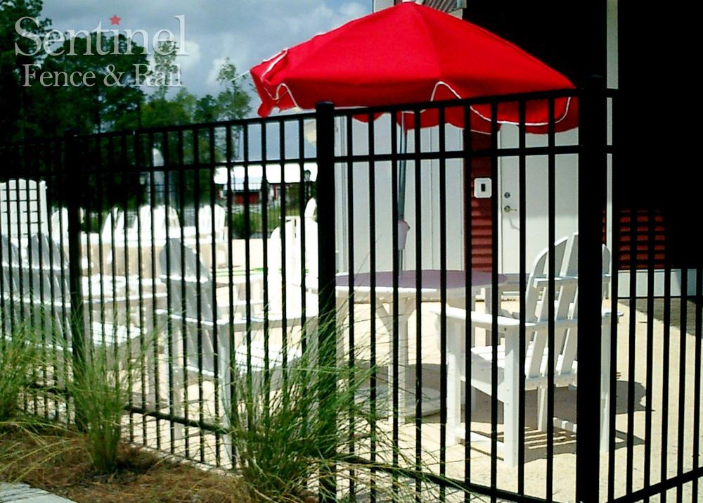 Sentinel Fence Sierra
